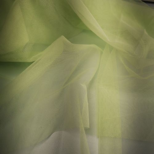 Soft Tull | Mint Green 150 cm | Poly Tulle Blush
